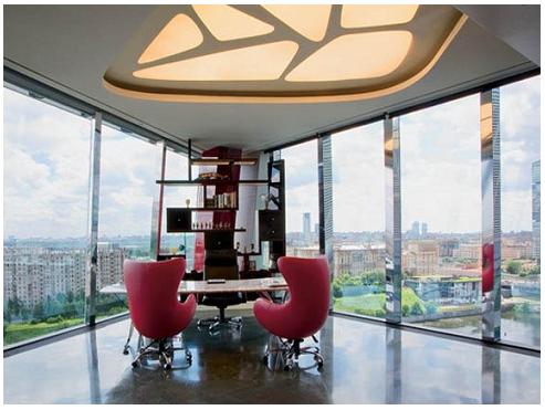 15+ mẫu thiết kế nội thất văn phòng