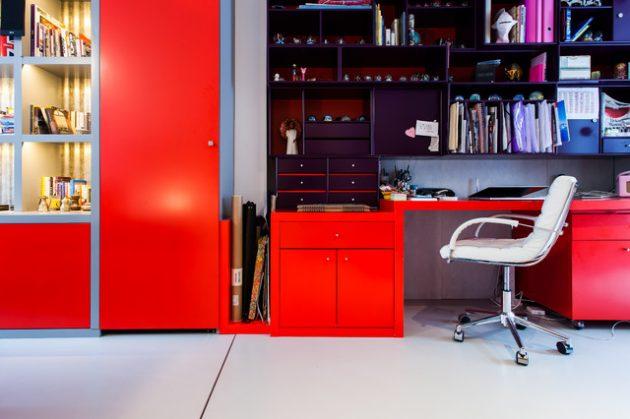 19+ mẫu thiết kế văn phòng tại nhà