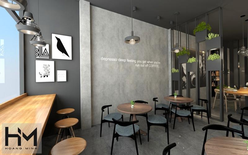 CAFE TRẦN BÌNH TRỌNG