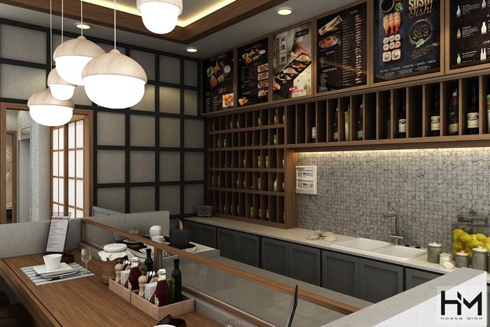 Nhà hàng Sushi Nhật