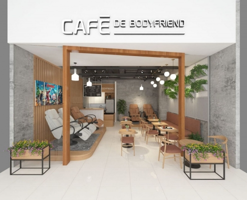 QUÁN CAFE DE BODYFRIEND