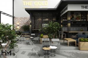 QUÁN CAFE THE GOLD