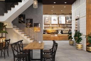 Quán Cafe Bình Chánh