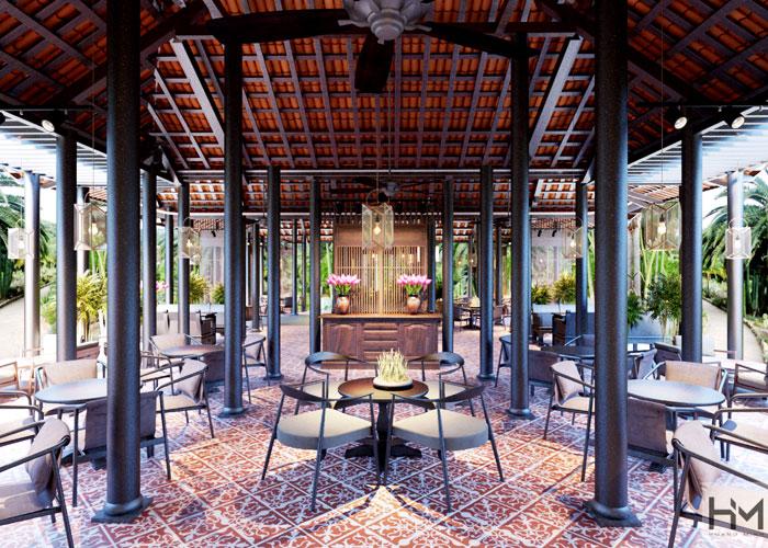 Thiết Kế Nội Thất Resort Hội An Silk