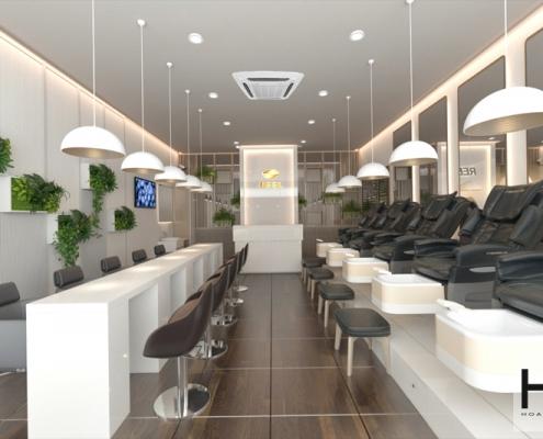 Salon Nail REEL
