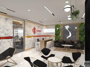 Thiết kế văn phòng SAVICO