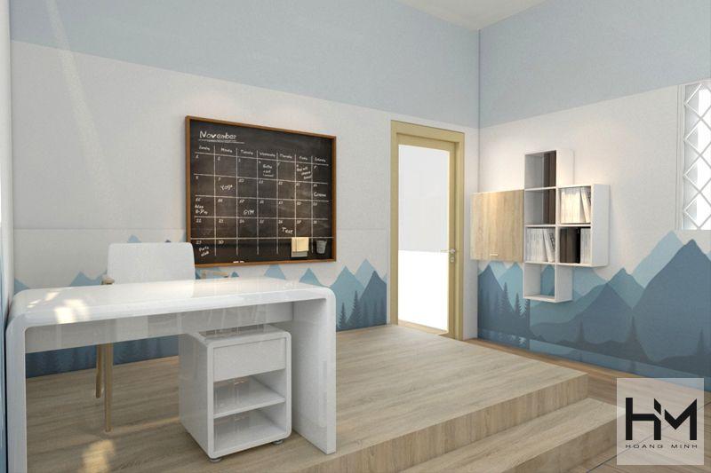 Giá thiết kế nội thất trường học