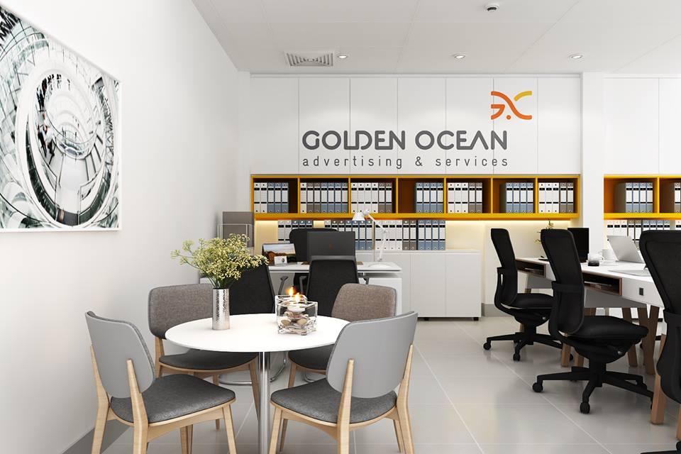 Văn Phòng Công Ty Đại Dương Vàng