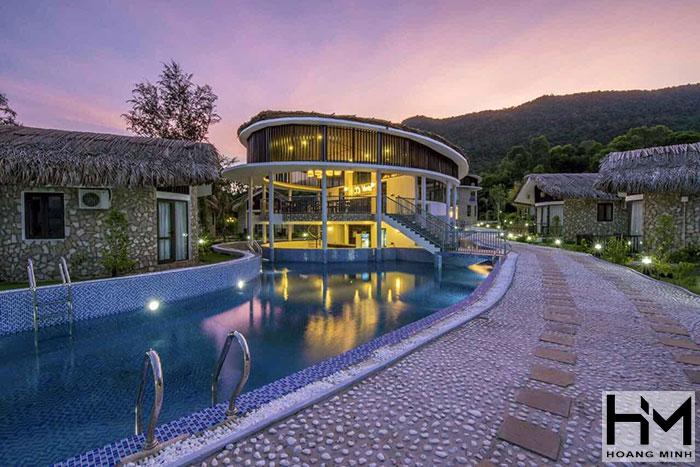 Dịch vụ thiết kế nội thất resort, khu nghĩ dưỡng hợp phong thủy