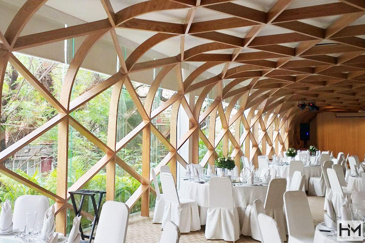 Thiết kế Trung Tâm Hội Nghị Tiệc Cưới White Palace