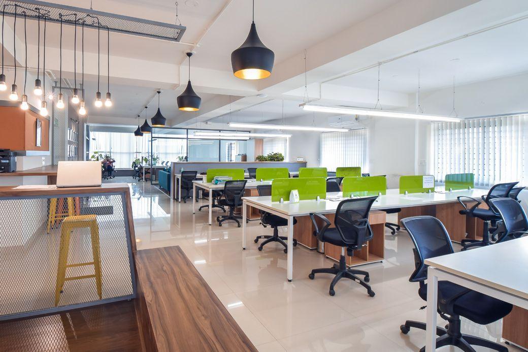 Tại sao nên thiết kế văn phòng hiện đai