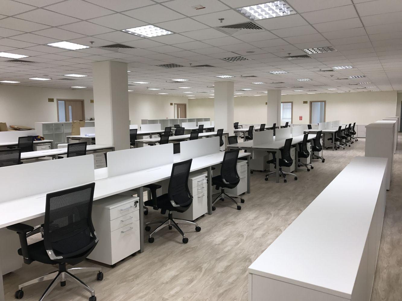 Báo giá thiết kế thi công văn phòng