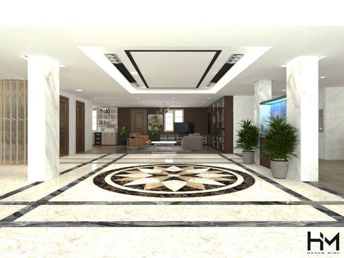 Thiết kế nội thất khách sạn Phú Mỹ