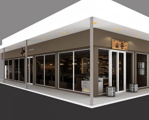nhà hàng KOI