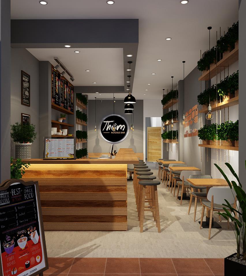 nhà hàng Noodle Bar