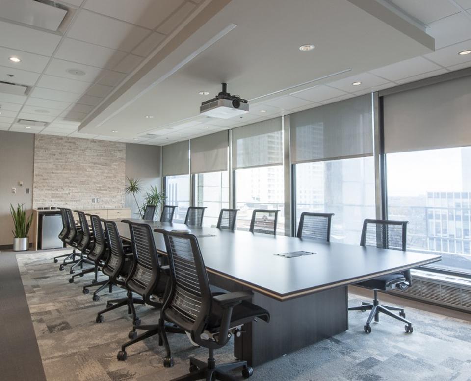 Giá trị thiết kế phòng họp dịch vụ chuyên nghiệp