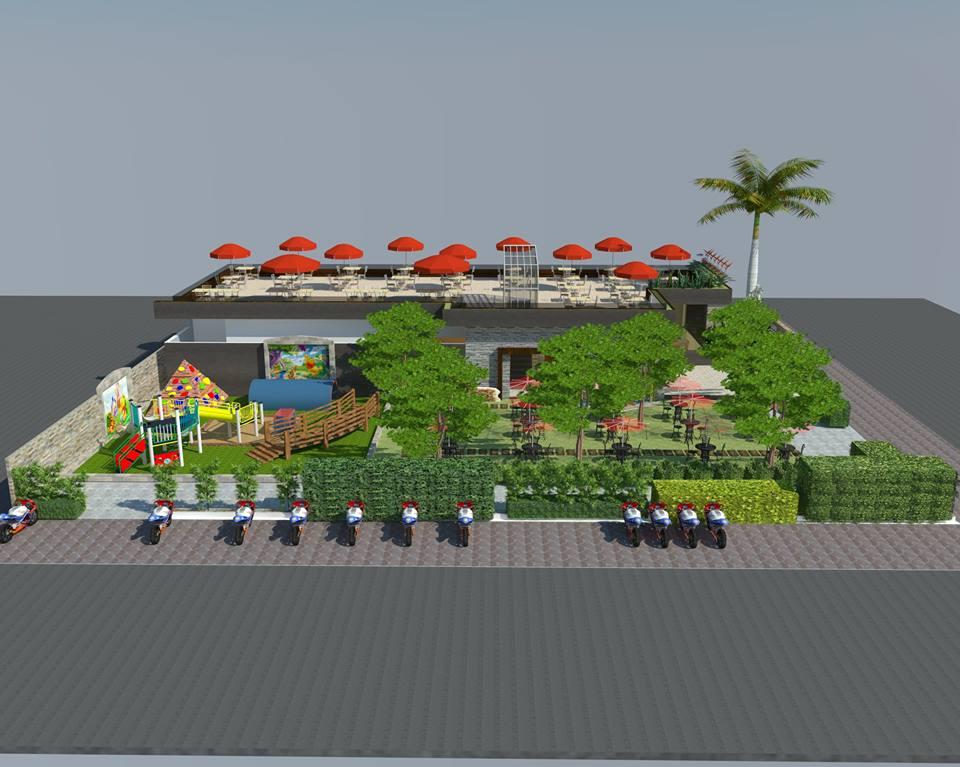 quán Cafe sân vườn DANITAS