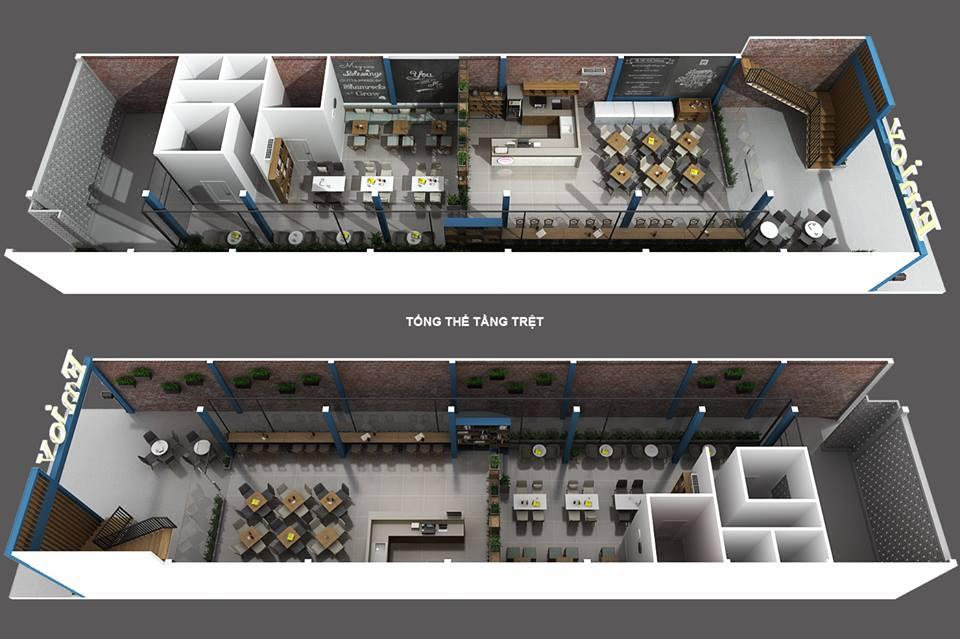 quán cafe Enjoy
