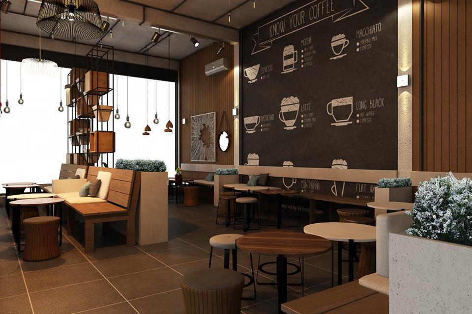 quán cafe Po Lăng
