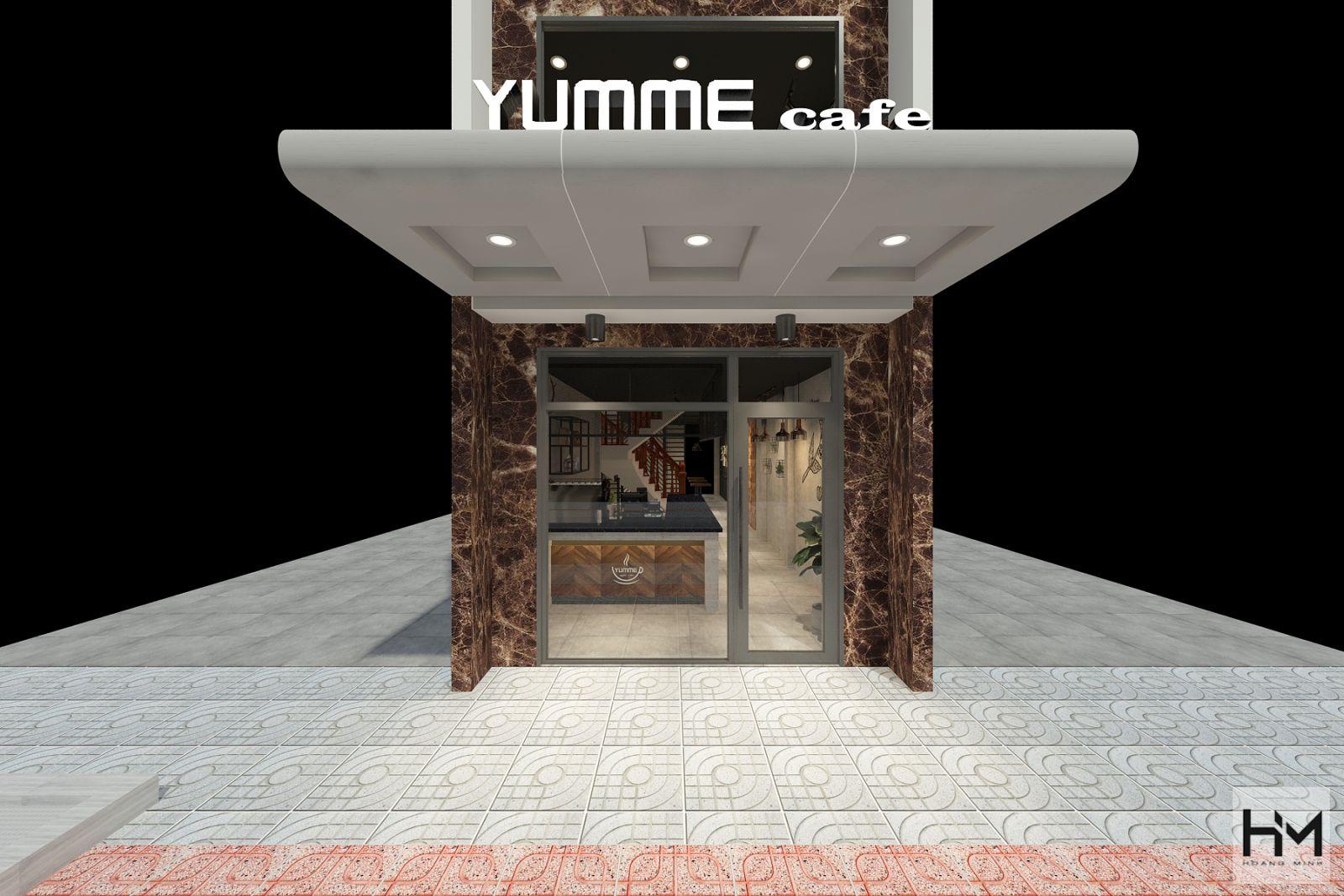 quán cafe YUMME