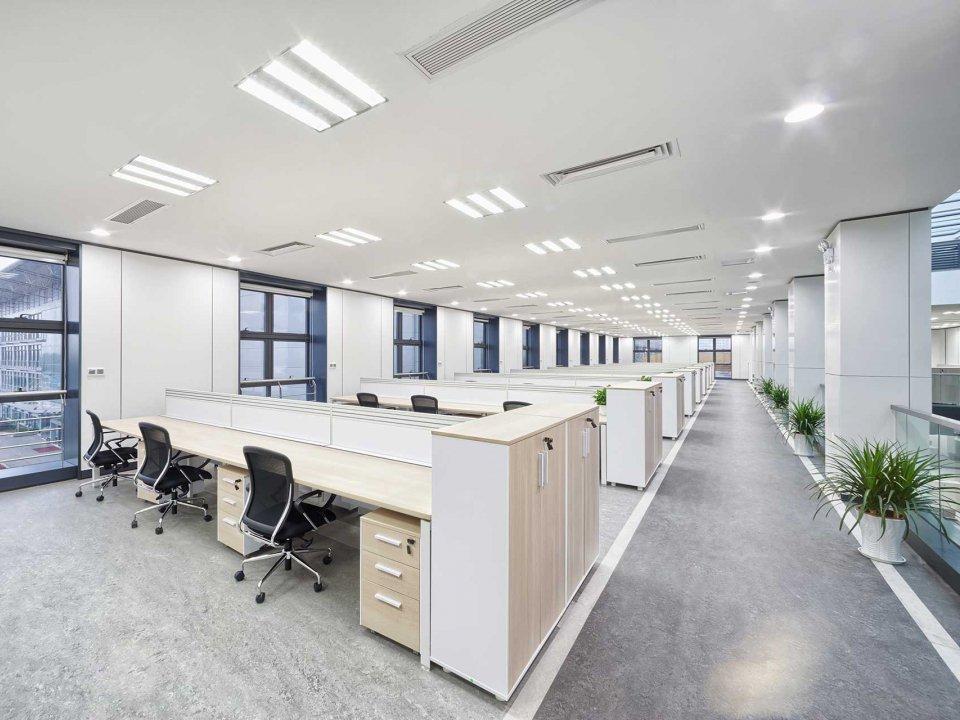 Tiêu chuẩn ánh sáng trong thiết kế văn phòng làm việc