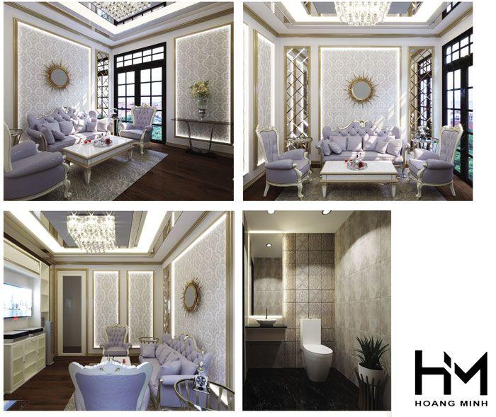 Tiêu chuẩn thiết kế nội thất khách sạn quy mô lớn cá tính