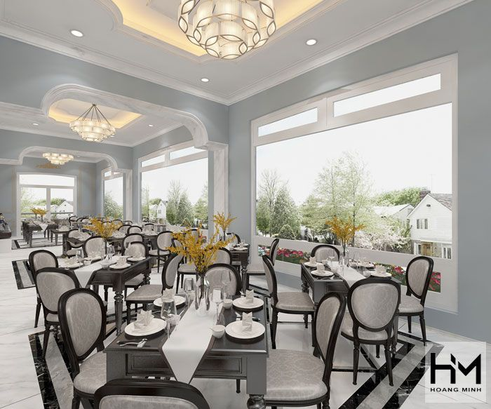 Xu hướng thiết kế khách sạn đơn giản tư vấn chuyên nghiệp