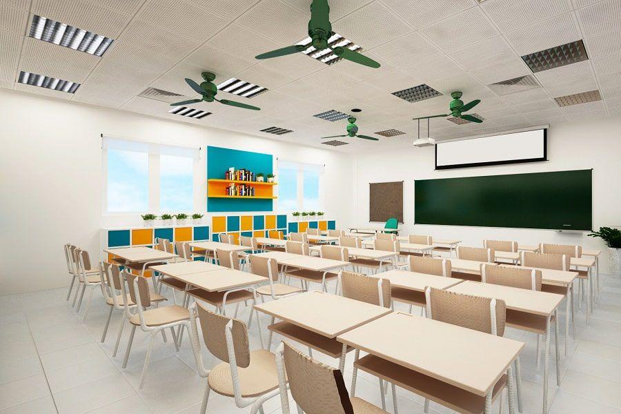 Đơn vị thiết kế không gian trường học chuyên nghiệp