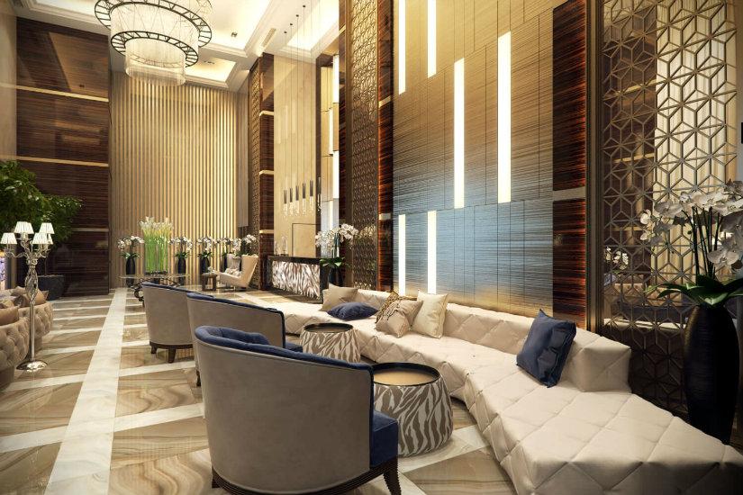 Tư vấn thiết kế khách sạn hiện đại