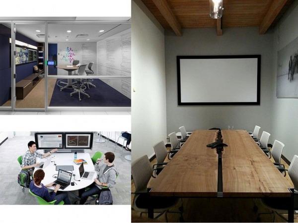 Xu hướng thiết kế văn phòng 2020