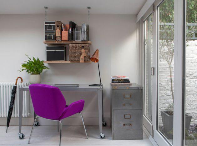 Ý tưởng thiết kế văn phòng tại nhà