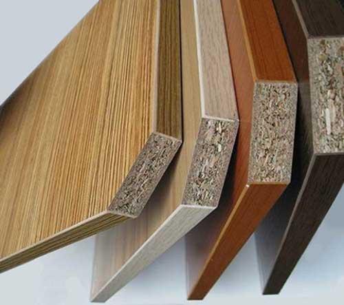 Cốt gỗ MFC ván dăm không mịn