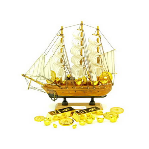Thuyền Chở Vàng