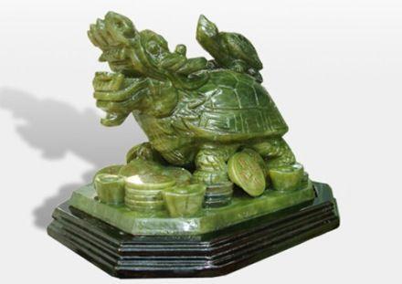 ý nghĩa rùa đầu rồng