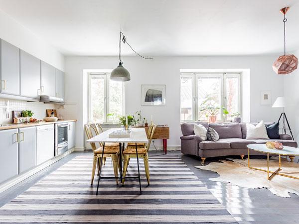 Phong cách Scandinavian là gì? Đặc điểm nội thất ?