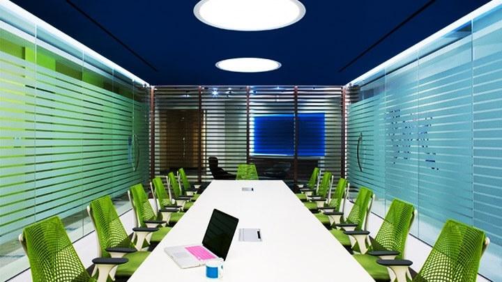 Báo giá thiết kế thi công không gian văn phòng làm việc theo yêu cầu