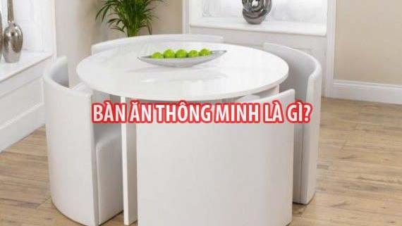 ban an thong minh la gi