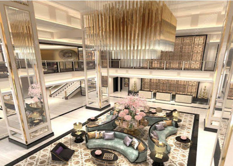 Nội thất khách sạn 5 sao gồm những tiêu chuẩn gì?