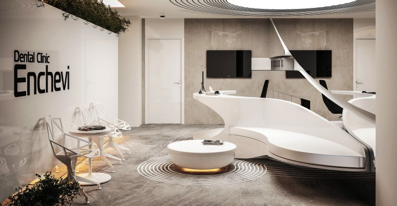 Công ty thiết kế không gian bệnh viện khám bệnh công năng tiện lợi