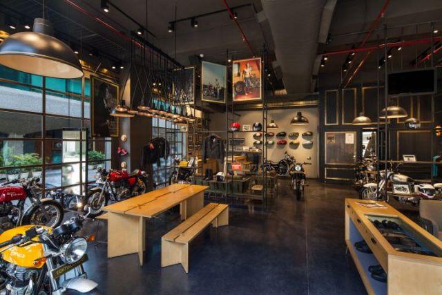 Đơn giá thiết kế thi công nội thất shop sang trọng hiệu quả