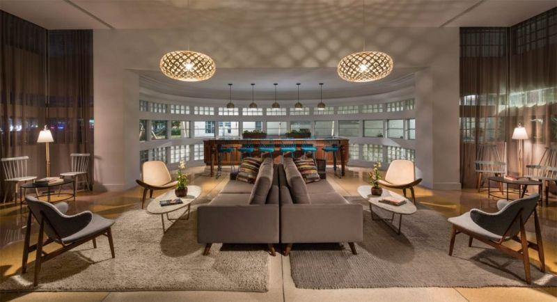 Công ty nội thất sảnh khách sạn, khu nghĩ dưỡng tiết kiệm chi phí