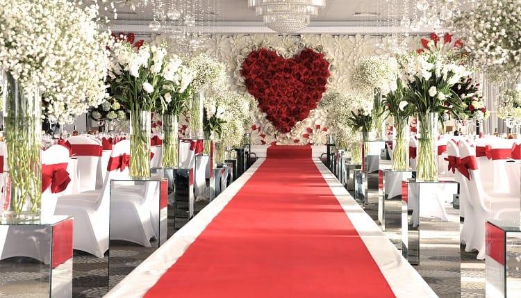 Đánh giá Thiết kế nội thất nhà hàng tiệc cưới