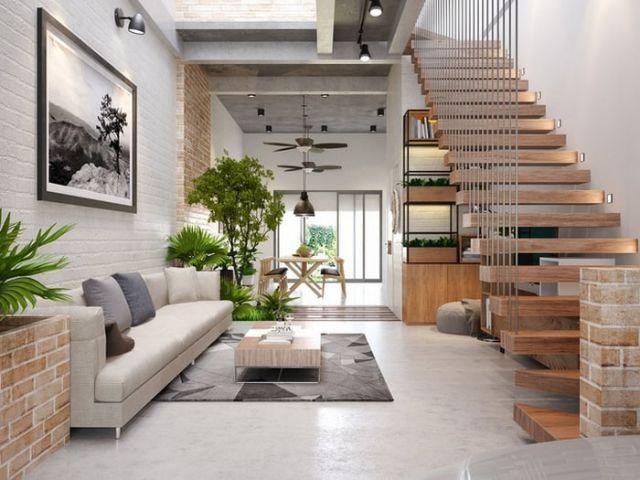 Thiết kế nội thất Homestay đẹp hút khách.
