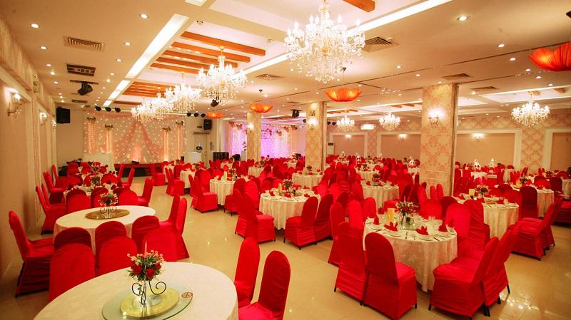 Giá trị Thiết kế và thi công nhà hàng tiệc cưới