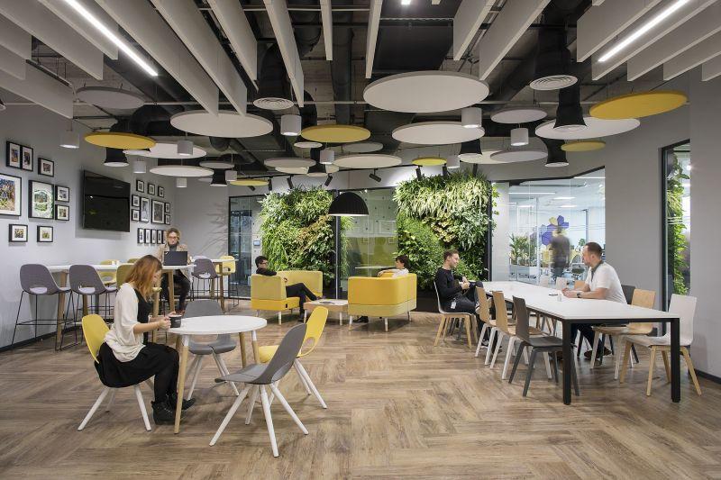 Công ty thiết kế không gian văn phòng làm việc quy trình chuyên nghiệp