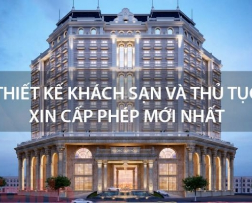 thu tuc cap phep xay dung khach san