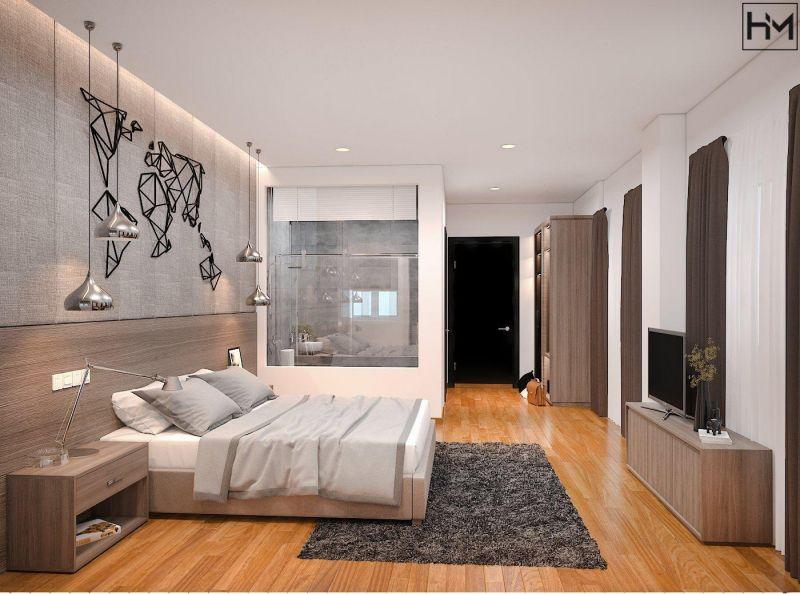 Xu hướng thiết kế nội thất khách sạn đơn giản công năng tối đa