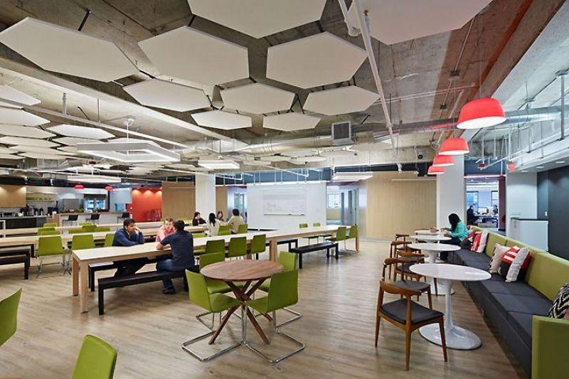 Dịch vụ thiết kế văn phòng nhỏ 200m2 sang trọng