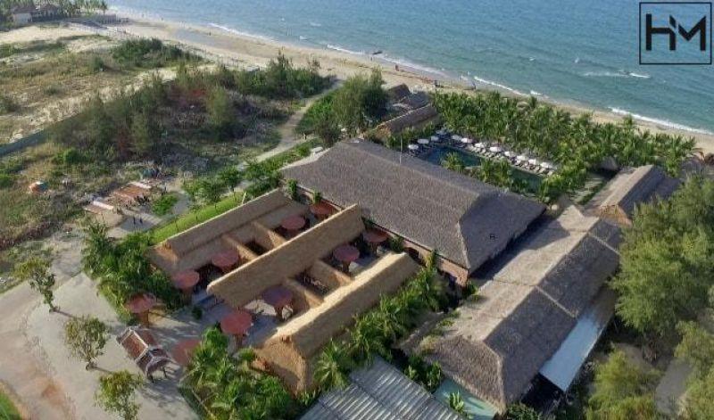 phoi canh thiet ke resort HOI AN Silk3