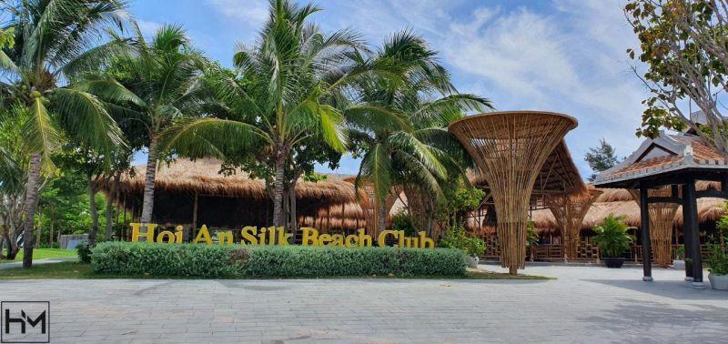 resolt HOI AN Silk Beach Club0